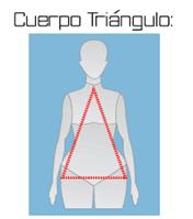 cuerpo triangulo